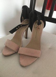 Kaufe meinen Artikel bei #Kleiderkreisel http://www.kleiderkreisel.de/damenschuhe/hohe-schuhe/145167292-schwarznude-heels