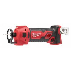 Milwaukee Lithium-Ion Cordless Cut Out Tool Bare Tool Milwaukee Power Tools, Toilet Drain, Hvac Tools, Cheap Power Tools, Cordless Tools, Milwaukee M18, Work Tools, Day Work, Drywall