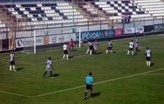 Varzim derrota Espinho (3-0) e continua na Taça de Portugal