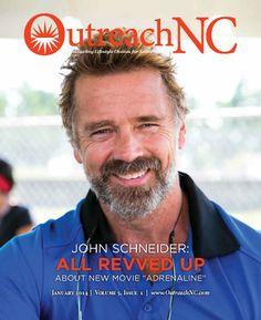 All Revved Up! John Schneider, New Movies, Lifestyle, News