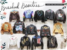 Lots of great jackets