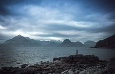 The Cuillins by Fabrice Pringuet on 500px
