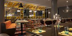 Hard Rock Hotel Chicago: Chuck's: A Kerry Simon Kitchen serves up retro comfort fare like waffle fry nachos.