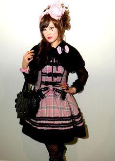 Halloween Harajuku Fashion show at MCM Expo, London - Rosanna from Tofu Cute