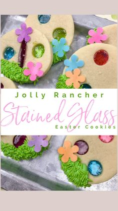 Easter Cookie Recipes, Easter Cookies, Easter Treats, Sugar Cookies, Easter Ham, Easter Lunch, Easter Party, Holiday Pies, Christmas Desserts