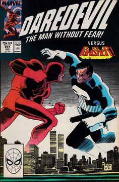 Daredevil # 257 Marvel Comics Vol. 1