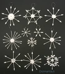 Winter STEAM: Symmetrical Snowflakes – Green Kid Crafts Winter STEAM: Symmetrical Snowflakes Here's one of our favorite winter STEAM projects that combines math and art – creating symmetrical snowflakes! Christmas Projects, Simple Christmas, Kids Christmas, Christmas Ornaments, Winter Crafts For Kids, Diy For Kids, Kid Crafts, Navidad Diy, Theme Noel