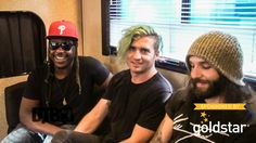 """On this episode of DTB's """"Dream Tour"""", the alternative rock band, Ghost Town, discusses their ultimate tour lineup, while on Warped Tour."""