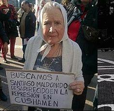Desaparición de Santiago Maldonado - Wikipedia, la enciclopedia libre
