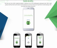 First ever successful #iOS #app developed by the team. See more mobile portfolio items here