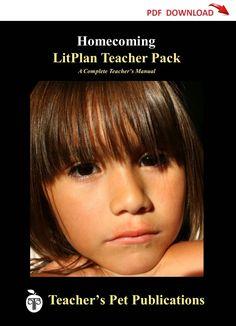 Homecoming Lesson Plans | LitPlan Teacher Guide