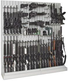 Gun Storage | Weapons Storage Systems | Weapon Racks | Gun Racks | Gun Storage