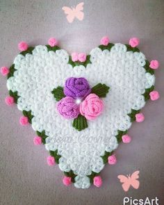 Crochet Doilies, Crochet Hats, Baby Knitting Patterns, Flamingo, Elsa, Crochet Necklace, Valentines, Diy, Stuff To Buy