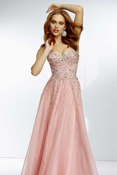 Shop 2014 Prom Dresses A Line Sweetheart Floor Length Chiffon Under 200 Online affordable for each occasion. Latest design party dresses and gowns on sale for fashion women and girls.