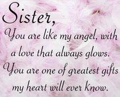 Love My Sister, Great Love, Tattoo Quotes, Sisters, Great Gifts, Words, Horse, Inspiration Tattoos, Quote Tattoos