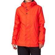 O'Neill Pwfr Frame Snow Jacket - Paprika Red