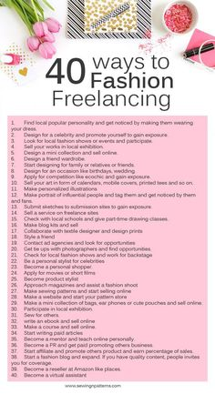 Career in Fashion Design: How to start freelance and make money (+free freelance kit) (scheduled via Fashion Jobs, Trendy Fashion, Fashion Outfits, Fashion Clothes, Fashion Trends, Women's Fashion, Ladies Fashion, Diy Clothes, Fashion Design Jobs