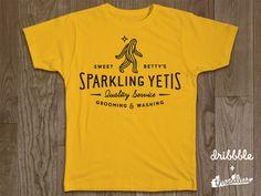 Sweet Betty's Sparkling Yetis