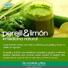 Perejil & limón