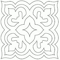 Applique/Embroidery/Quilting Pattern