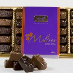 Best Sellers - Mocha Melties: You won't be able to have just one! Rich mocha flavouring, combined with delicious milk and dark chocolate, makes a superb combination of mocha goodness! Mocha, Best Sellers, Milk, Chocolates, Foodies, How To Make, Easter, Things To Sell, Moka