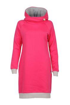 www.adatyte.com / #dress #woman #womenswear #clothes #hoodie #adatyte #pink