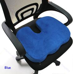 Memory Foam Office Chair Cushion