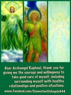 Archangel Raphael prayer                                                                                                                                                                                 More