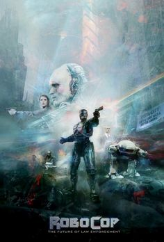 The Geeky Nerfherder: 'RoboCop' by Christopher Shy Geek Movies, Sci Fi Movies, Action Movies, Fan Poster, Movie Poster Art, Epic Movie, Film Movie, Cool Posters, Film Posters