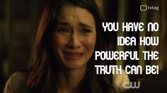 But will that truth save Oliver? #Arrow
