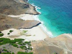 """""""Dos playa"""" at Aruba"""