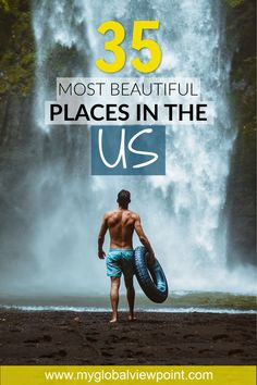 34 Most Beautiful Places to Visit in the US From east to west, there are countless natural treasures in the United States. Whether you enjoy snow-capped mountains, . East Coast Usa, East Coast Beaches, East Coast Travel, East Coast Road Trip, Pacific Coast, Us Travel Destinations, Places To Travel, Holiday Destinations, Road Trip Usa