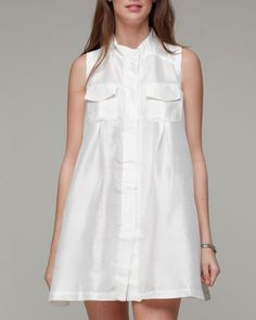 100% silk dress from Need Supply