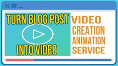 You just have to give us the article link or Blog link or the text and we will create high-quality animated videos to explain your concepts, services, product and cause at affordable rates. Click the link for Video Creation Animation Service.   #VideoCreationAnimationService