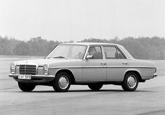 Mercedes-Benz W115-1968