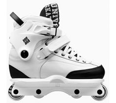 USD Carbon Free PB boot-only aggressive skates