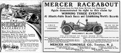 The American Mercer 35R Raceabout was a sportscar sold between 1910 and 1914, with a string...