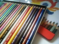 New pencil colors!