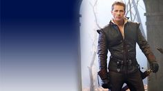 """of course...he's prince charming on """"Once Upon A Time"""" (NBC)--my new favorite show...again of course!"""