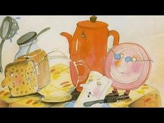 Canción de tomar el té (Rosa León) - YouTube