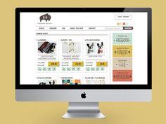 October Ink - Brickyard Buffalo Website