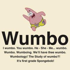 Wumbo - Spongebob