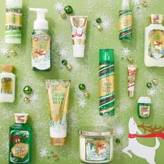 3 cheers for the gold & green! We love #TeamVanillaBean! | #PerfectChristmas