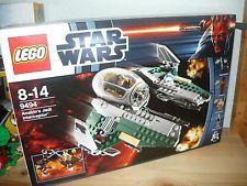 Lego STAR WARS Set 9494 Anakin`s Jedi Interceptor+OVP/NEU Star Wars Set, Lego Star Wars, Lego For Sale, Lego War, Stars, Sterne, Star