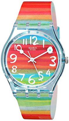 Swatch Women's GS124 Quartz Rainbow Dial Plastic Watch Sw... https://smile.amazon.com/dp/B0006VBFM0/ref=cm_sw_r_pi_dp_dNNFxbV8HBXF4