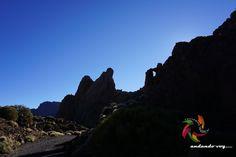 Roque del Agua y Ok  #tenerife #landscapephotography #hikingtenerife #canarias #tenerifesenderos #teide #senderismo #trekking #hiking #hike #sky #nature #outdoor