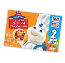 34 Best Pillsbury Holiday Cookies Images On Pinterest Holiday