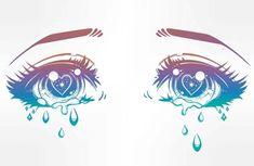 masennus on surulliset kyynelsilmät Watercolor Tattoo, Tattoos, Tatuajes, Tattoo, Temp Tattoo, Tattos, Tattoo Designs