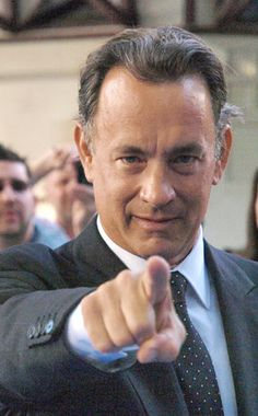 Tom Hanks,I want you!