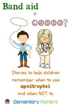 Elementary Matters: Band aid or Lasso?